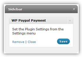 PayPalWidget