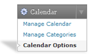 calendaroptions