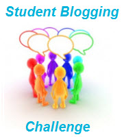 students from around the world are blogging