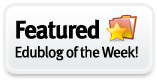 Featured blog of the week logo