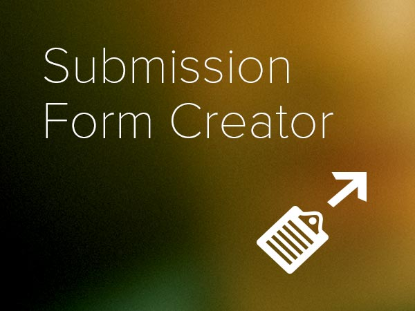 Submission Form Creator