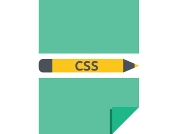 Custom CSS icon