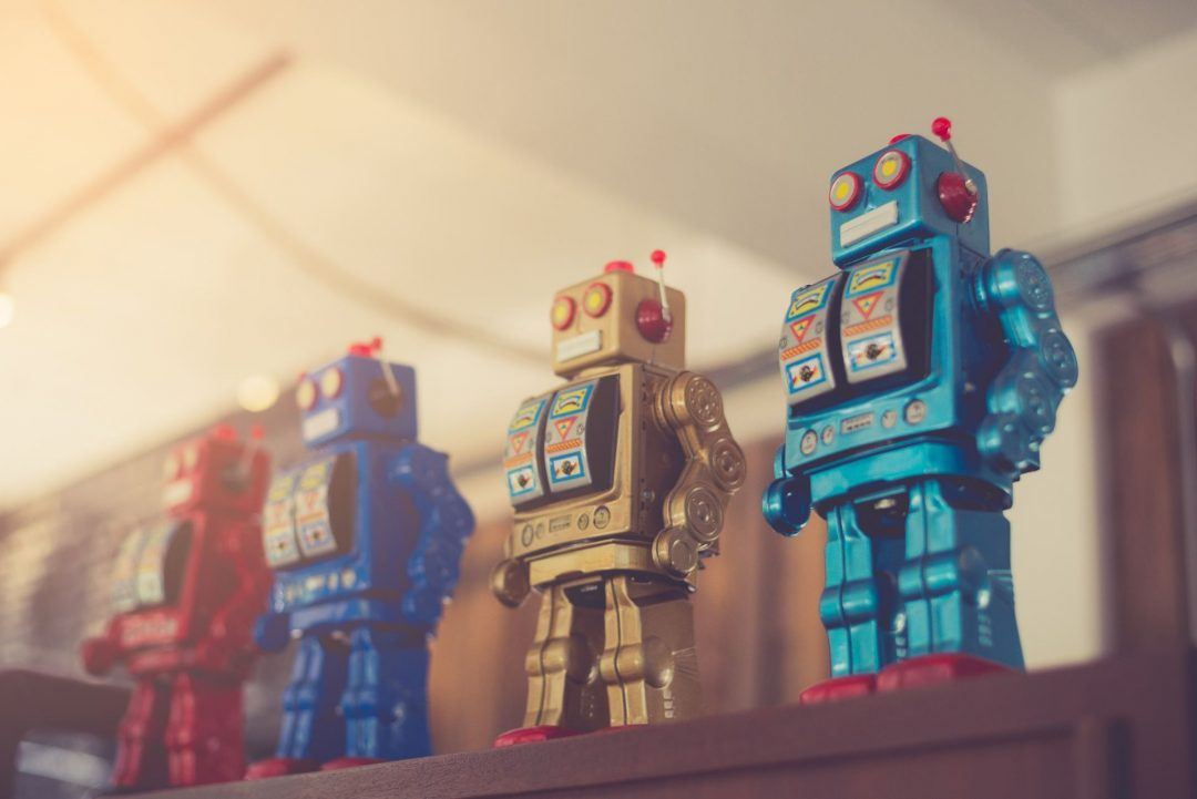 Hour Of Code: The Good, The Bad, And The Ugly | Toy robots